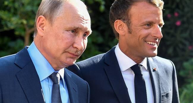 Тактическая цель Макрона на ближайшие 5 лет – сближение с Россией: политолог объяснил замысел президента Франции