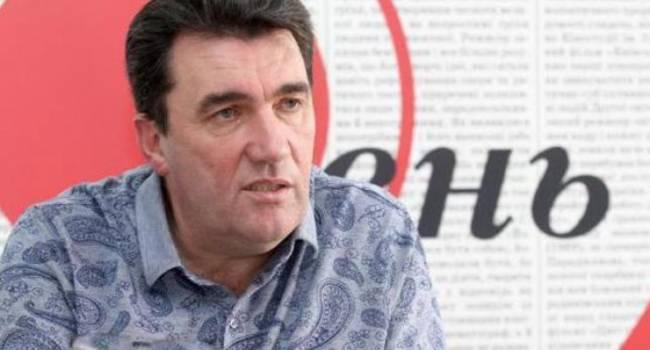 «Есть несколько возможных сценариев»: Данилов объяснил, как будет осуществляться реинтеграция оккупированной части Донбасса