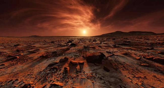 Учёные НАСА: На Марс обрушился жуткий торнадо
