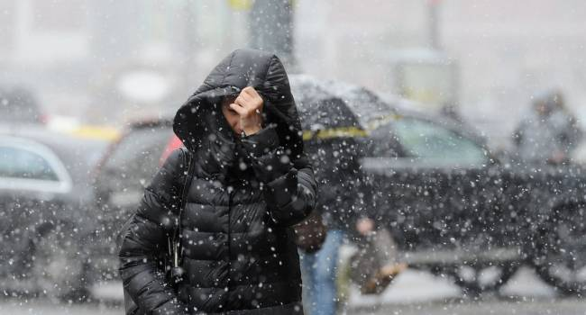 «До нас йдуть сніги!» Синоптик опублікувала свіжий прогноз погоди