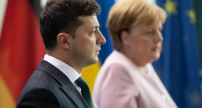 На встрече в Париже Зеленскому нужно показать Меркель и Макрону, что они понесут серьезные репутационные потери, если перейдут «красные линии» - мнение
