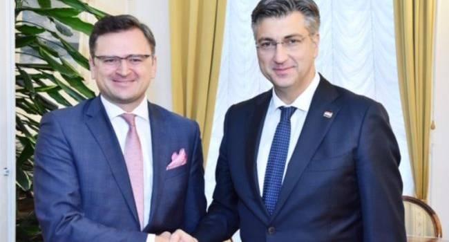 За лечение участников боевых действий на Донбассе заплатит власть Хорватии