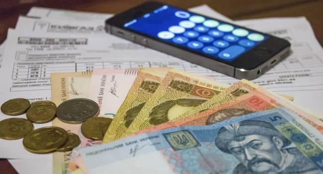 «Грабёж со стороны государства»: Украинцы рассказали, сколько тратят денег на оплату коммуналки