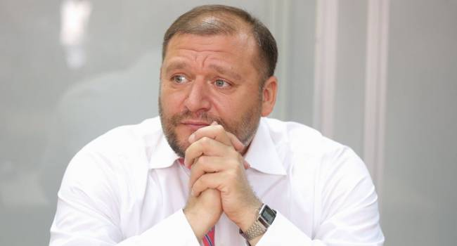 Медушевская: Добкин призвал украинцев забыть все обиды и непонятки с русскими на границе, они ж добра хотят нам несмышленышам