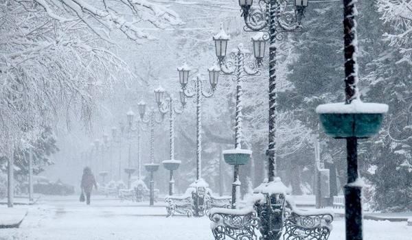 Обильные снегопады: Синоптики предупредили об ухудшении погоды в нескольких регионах Украины.