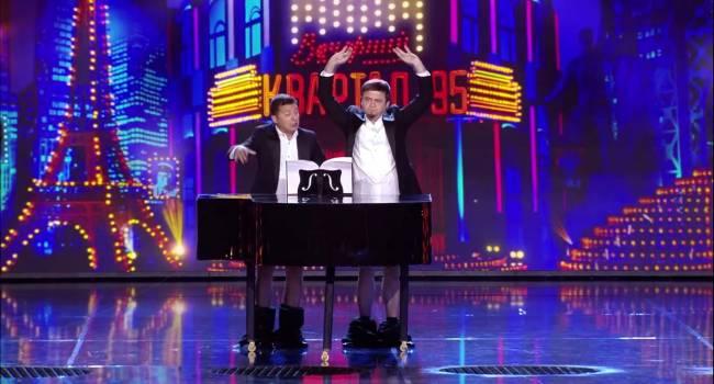 «Зеленский был простым КВН-щиком, научившимся играть на рояле без рук»: Лесев считает президента артистом, играющим роль супергероя