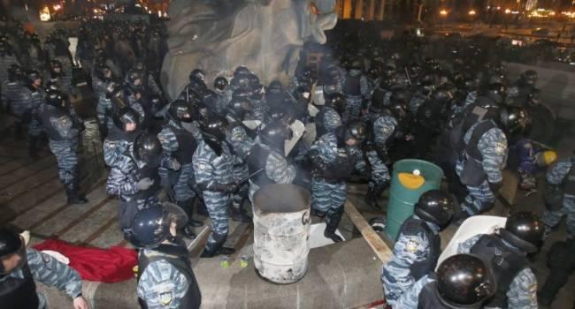 Виктор Таран: Янукович хотел унизить и отомстить участникам Евромайдана. Публично «опустить» людей
