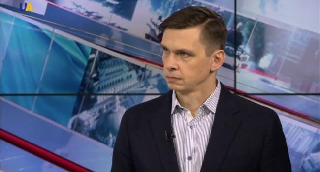 Сергей Таран: сегодня все увидели хаотичную реакцию команды Зеленского на падение рейтинга