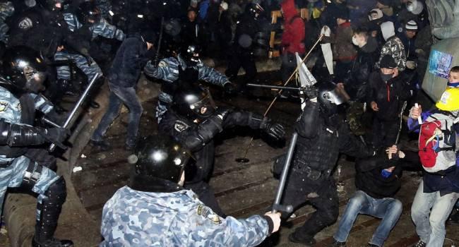«Избиение «беркутовцами» студентов на Майдане»: Зеленский анонсировал встречу с активистами