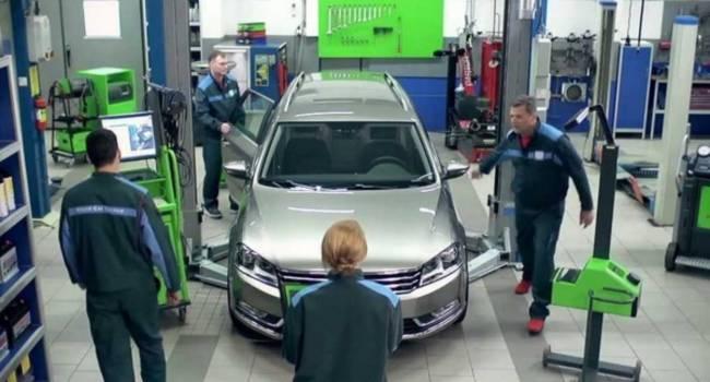 Если в Украине вернут обязательный техосмотр, то без взяток его не пройдет большая часть рядовых автомобилистов