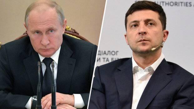 Путин предъявит Зеленскому ряд ультиматумов на встрече в Париже: в России раскрыли подробности