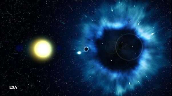 Была найдена черная дыра, существование которой поставлено под сомнение