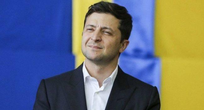 Политолог: Зеленский повторяет давно «прожеванную манипуляцию». Никто его не толкает начинать на Донбассе кровавую бойню