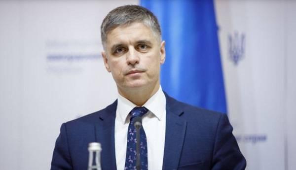 Пристайко заявил, что война на Донбассе унесла жизни 14 тысяч человек