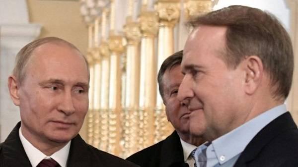 «Сфальсифікували українською мовою»: Медведчук звинуватив Зеленського у фальсифікації комюніке в Парижі на користь США