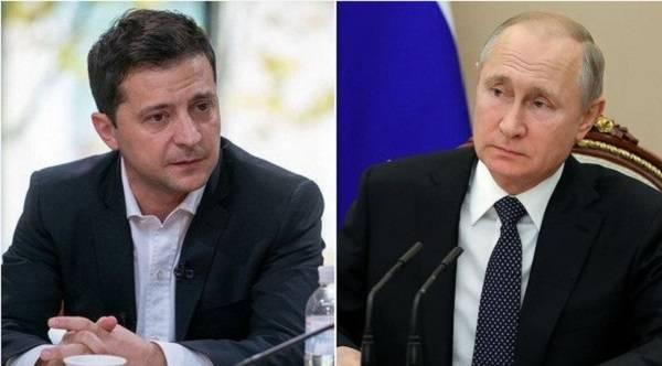 «А у нас газопропровод, вот»: президент Зеленский ответил главе РФ по транзиту газа