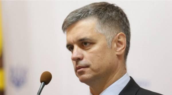 Пристайко рассказал, когда Украина может вернуться к вопросу миротворцев на Донбассе