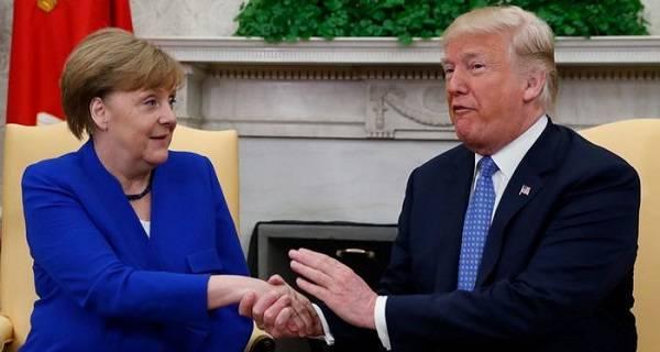 Меркель открыто «пошла войной» против Трампа из-за РФ: в СМИ назвали причину
