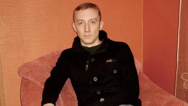 Журналист Асеев вышел на свободу из плена боевиков