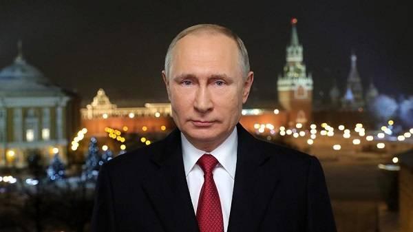 Путін «забув» привітати з Новим роком Зеленського та лідерів балтійських країн
