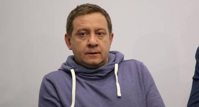 Муждабаев: хорошо хоть Аваков и Кулеба резко отреагировали на угрозу расчленить Украину