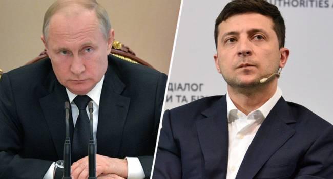 Зеркаль: под большим вопросом, что Путин согласится на это требование Зеленского