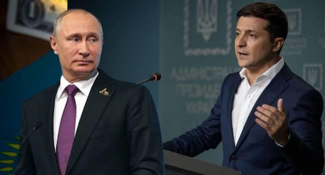 «Никакого диалога не будет»: Политолог рассказал о перспективах Зеленского в отношениях с Москвой