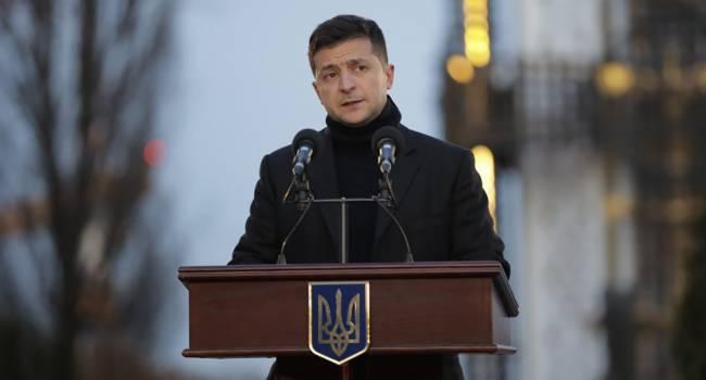 Зеленский допускает, что в ходе встречи в нормандском формате, помимо Донбасса будет обсуждаться и вопрос транзита российского газа