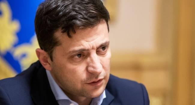 Финансист: Зеленский решил прочитать Минские соглашения так, как их читают в Кремле