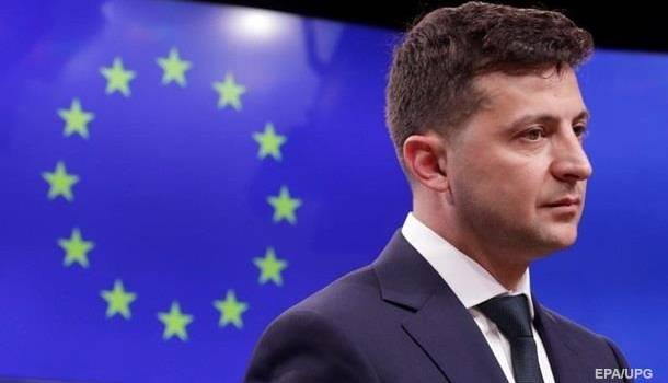 «Мне гарантировали»: Зеленский рассказал об обещании ЕС по антироссийских санкциях