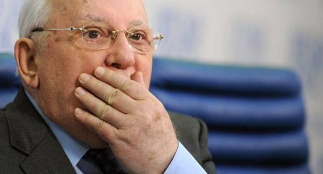 «Зачем они подняли эту тему, мне были нужны деньги»: Горбачёв обиделся на американцев из-за рекламы