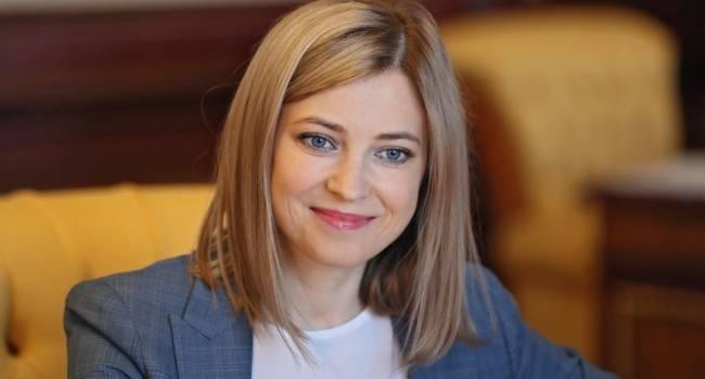 «Украинцы уже приняли это»: Поклонская отреагировала на заявление Зеленского о Крыме