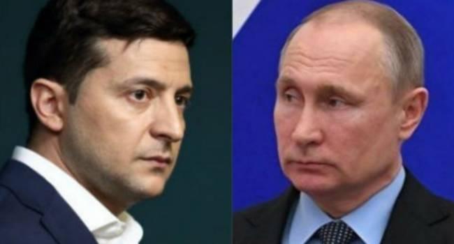 «Санкционное давление и снижение рейтинга»: Вице-премьер объяснил, почему Путин согласился встретиться с Зеленским