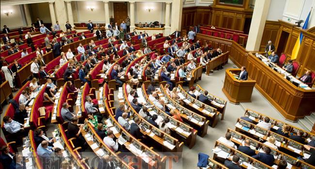 Виктор Таран: пока Киев засыпает снегом в парламент собираются депутаты. Сегодня там будет жарко