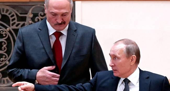 Историческая встреча Путина и Лукашенко пройдет в конце недели
