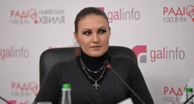 «Возможность для выбора еще есть»: Федина заявила, то Зеленский должен определиться, кем он хочет быть - лидером нации или «путинской собачкой на побегушках»