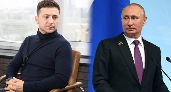 Политолог: «Зеленский понял, что не сможет заставить Путина отказаться от Минских соглашений»