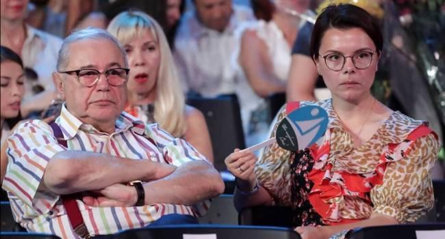 «Баночка за 40 тысяч»: Журналисты рассказали, сколько денег вкладывает Петросян в молодую любовницу