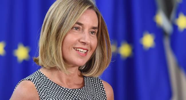 Федерика Могерини осталась в Евросоюзе на важной должности