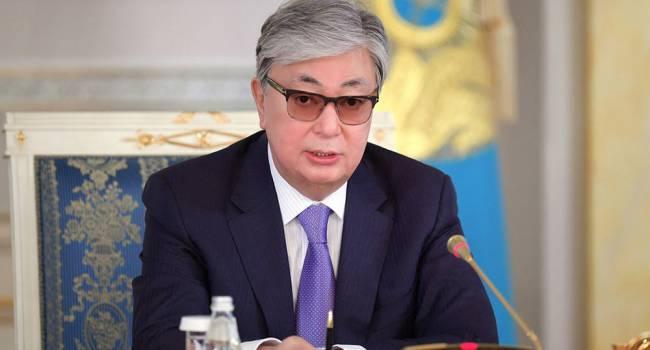 Президент Казахстана заявил, что присоединение Крыма к России не является аннексией