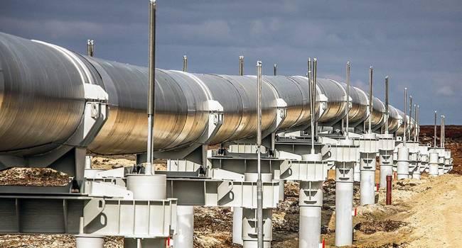 Украина продлила контракт с Россией на транзит российской нефти на 10 лет