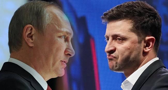 Путин является опытным чекистом, всю жизнь вербовавшим и запугивавшим таких как Зеленский - СМИ
