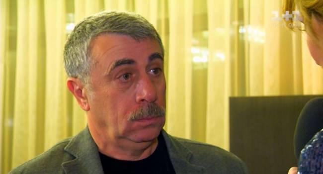 Комаровский заявил, что Зеленскому пора создавать новую партию, уже поделился названием