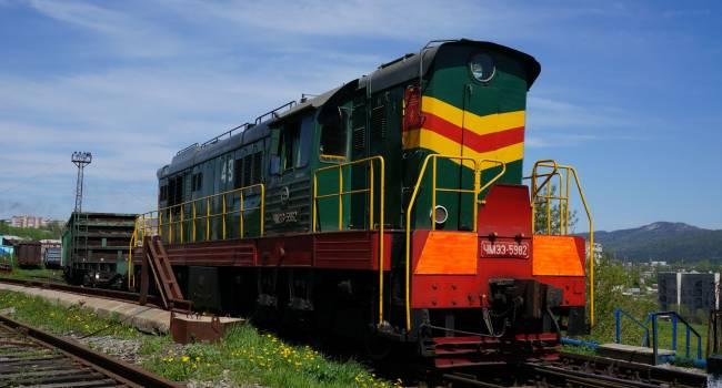 На железной дороге Украины появятся частные локомотивы – Кабмин