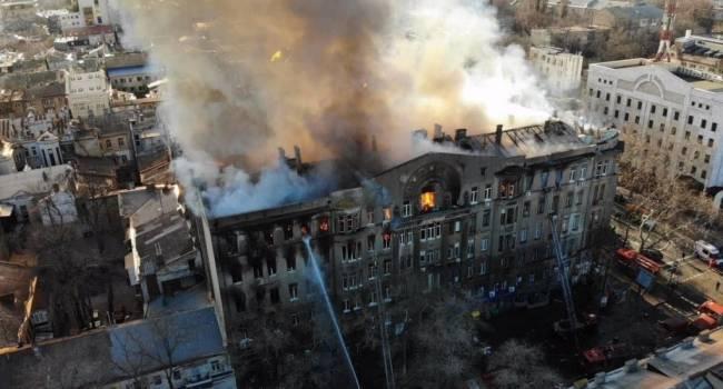 «Полная деградация»: Журналист рассказал, почему произошла новая трагедия в Одессе