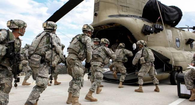 «Мы такой сценарий не рассматриваем»: В Пентагоне рассказали о переброске военных на Ближний Восток