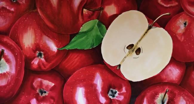 «По яблоку в день — и доктор ненадобен»: Вашингтон прогремел новым сортом космических яблок