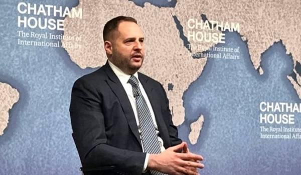 В случае провала нормандского саммита на Донбассе будет построена стена – Ермак