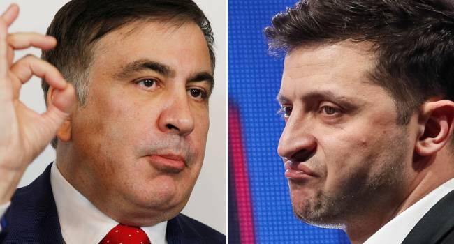 Боровой: Жаль, что Зеленский не нашел возможности привлечь к решению сложных политических задач Саакашвили