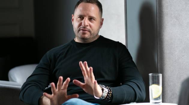 «Чтобы не жалели, а уважали»: Еормак рассказал о главных задачах Украины